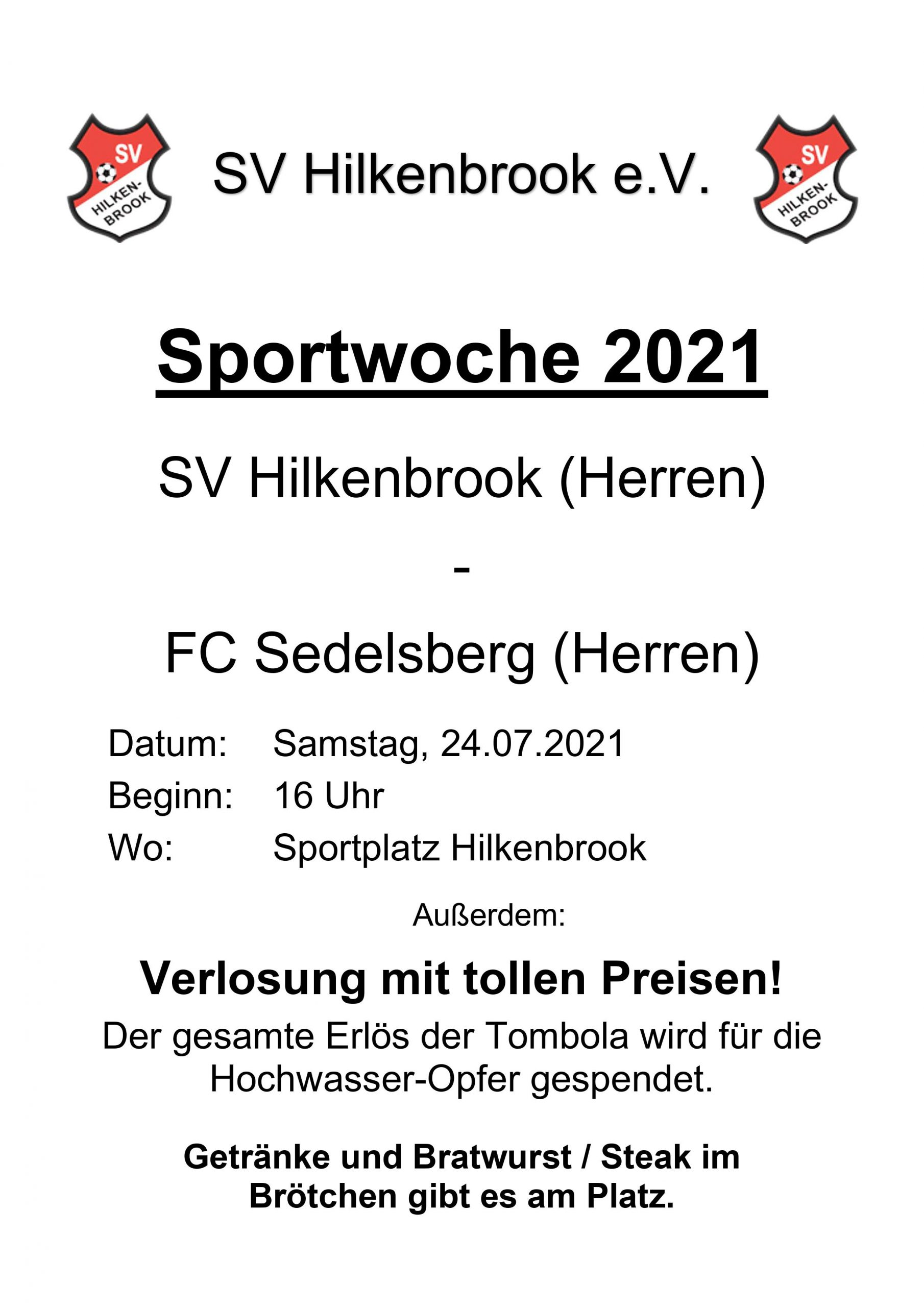 Read more about the article Sportwoche 2021