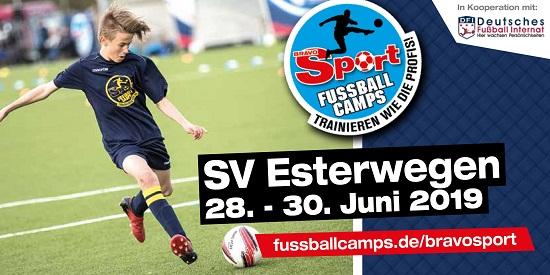 BRAVO SPORT Fußballcamp