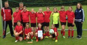E – Juniorinnen unterlagen im Achtmeterschießen beim Endspiel um die Kreismeisterschaft