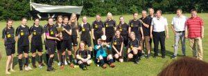 Damen I sicherten sich Meisterschaft in der Frauen Kreisliga Cloppenburg/Vechta