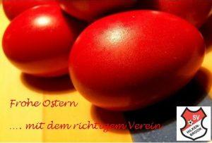 Read more about the article Der SV Hilkenbrook wünscht allen Frohe Ostern