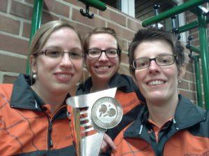 Read more about the article TT – Damen – Kreispokal – Sieger – 2014/15